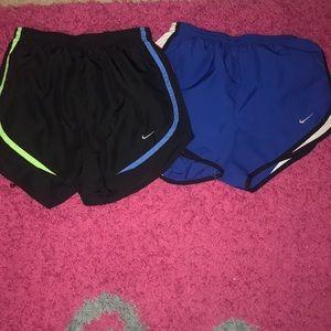 XS Nike Dri Fit shorts